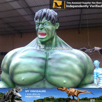 MY Dino-Life cartoon character hulk 2 movies