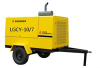 357 Cfm Portable 7 Bar Mining Portable Diesel Air Compressor price