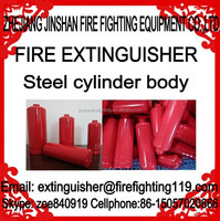 The most reliable and honest manufacture steel fire extinguisher cylinder body