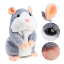 Hot soft good plush talking x hamster for children x hamster animals toy