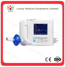 SY-C037 Medical Cheap Price Electronic Spirometer Portable Spirometer