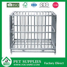 pet supply waterproof wooden small wire dog cage