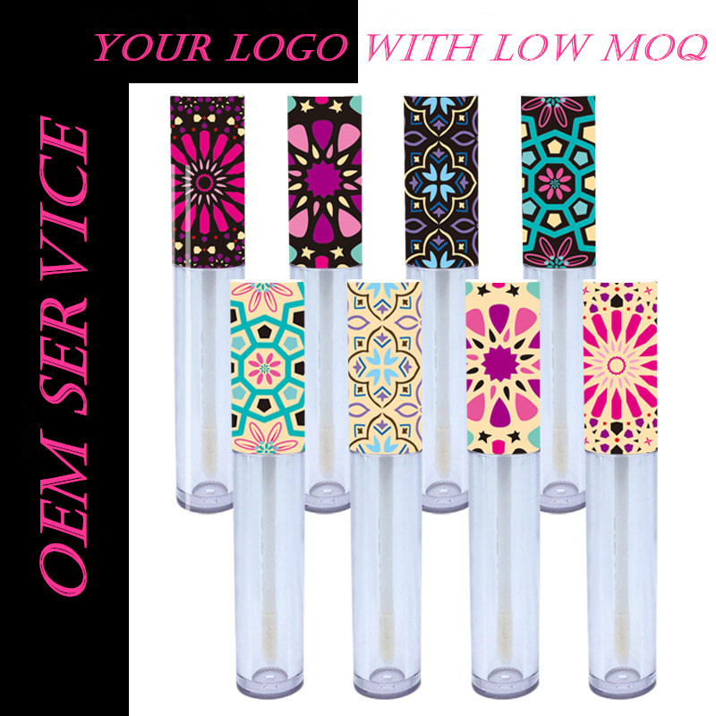 Hot Crazy Sell your your brand lip gloss Transforming matte glitter liquid lipstick private label