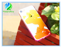 Awesome and cool color changing new phone case for iphone6/6 plus,7/7 plus with high PC quality