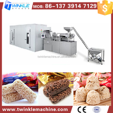Wholesale Low Price High Quality cereal bar machine/oat mixing chocolate cereal bar making machine
