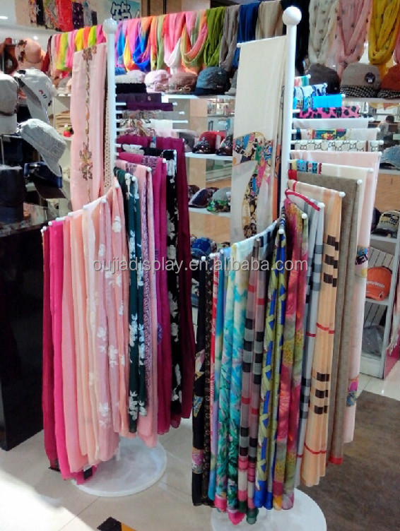 Cheap Cost Wholesale Scarf Display Rack Buy Scarf