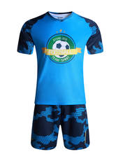 Full Over Sublimation Digital Printing Sportswear Soccer Jersey Custom Team Name Soccer Uniform