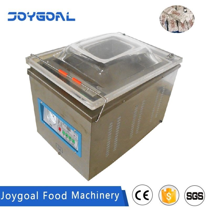 JOYGOAL mini food vacuum packing machine for fruit and vegetable sausage pickles price