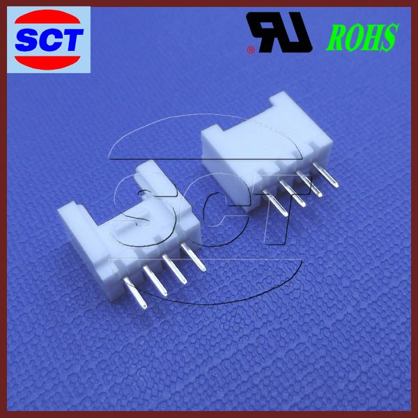 JST YH2.0 with lock single row vertical blinds connector