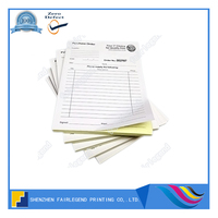 Hot Salse Sensitive Paper Carbonless Paper NCR Paper