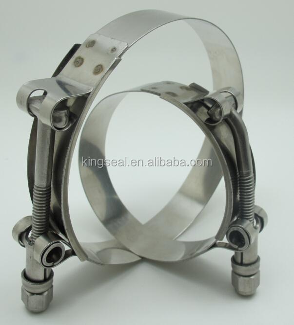 High strength torque stainless steel t bolt type