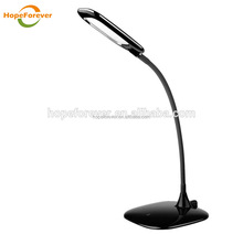 Modern indoor battery operated rechargeable table light led table lamp