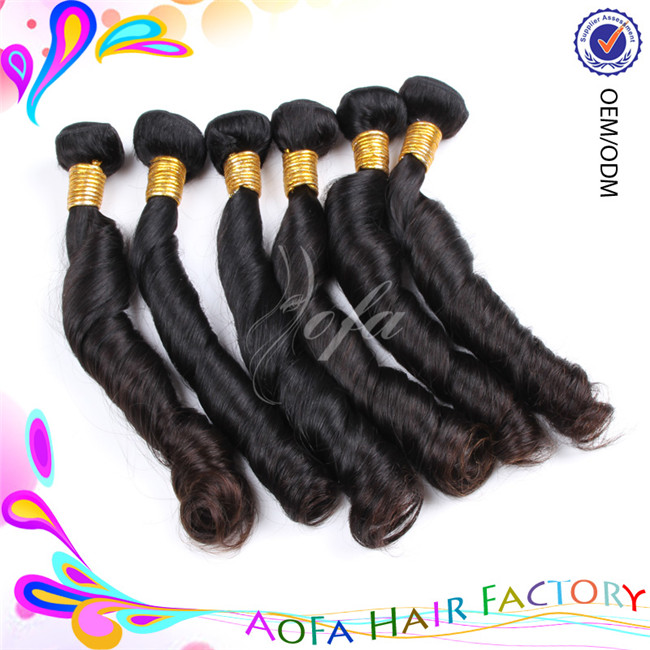 2014 most hot sale 5A grade indian ladies hair styles