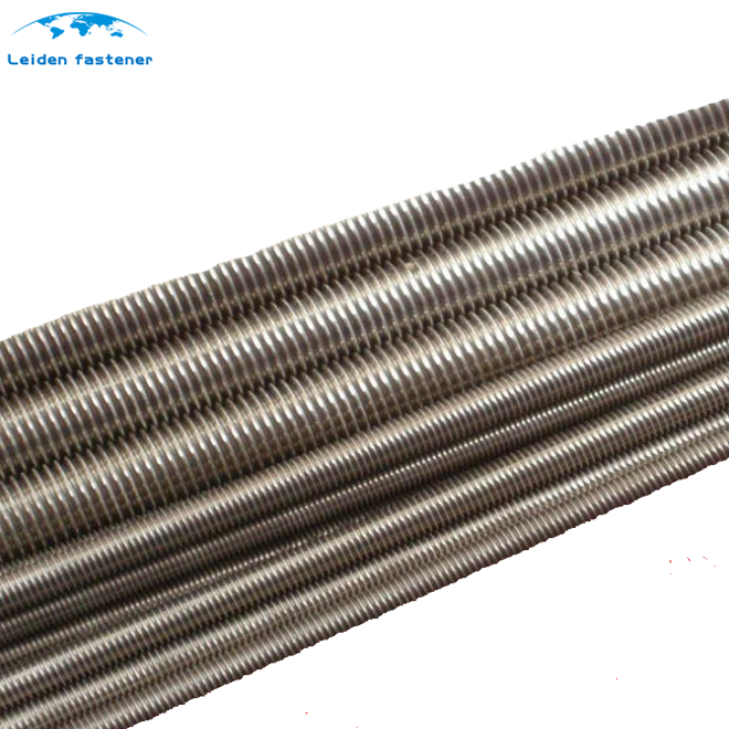 Cheap M8 1m 2m 3m carbon steel din 975 all threaded rod manufacturers