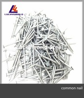 FACTORY DIRECT SALES 1 INCH HOT GALVANIZED COMMON ROUND IRON NAIL