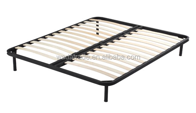 Wood bed slats/bed frame no fumigation plywood
