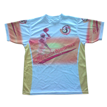 New design customized light weight sublimation trendy women's fancy graphic design t-shirts