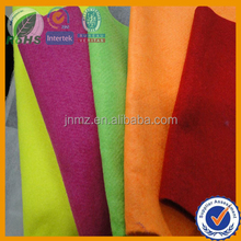 Thick acrylic felt fabrics for packing
