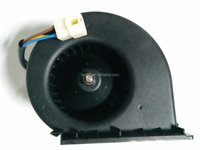 24V Single Wheel Centrifugal Blower SPAL OE 010-B70-74D Evaporator Blowers with 3 Speed Resistor