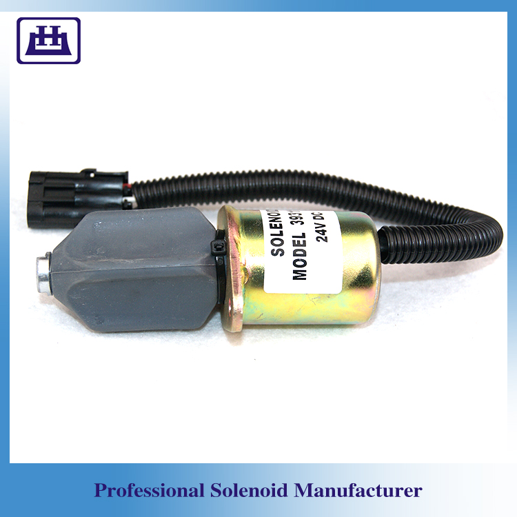 3931196 Solenoid Parts Generator for Construction Machinery