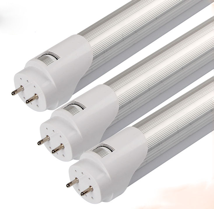 Ecology friendly warm white AC85-265V SMD2835 CE ROHS t8 led tube 600mm
