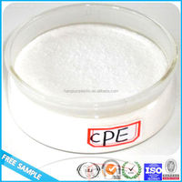 CPE resin 135A pvc pipe raw material