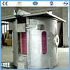 3ton inductotherm furnace for aluminum ingot scrap melting industrial furnace