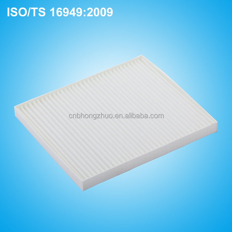 High performance auto cabin air filter 77366065 for FIAT