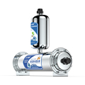 Stainless Steel SU304 full body Korea water purifier system for Kitchen home or office model no SL-1001