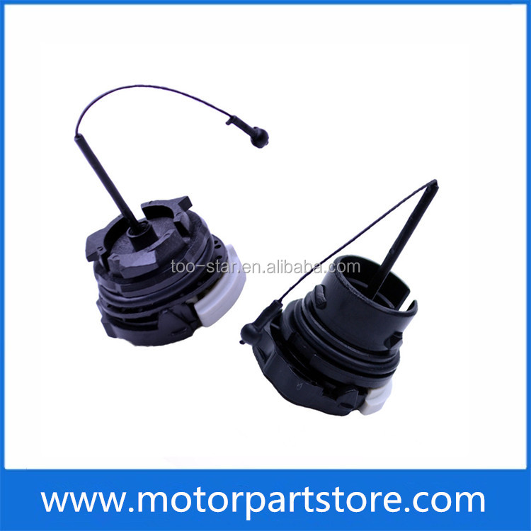 Tank Fuel Cap + Oil Cap for Chainsaw MS210 MS230 MS250 MS360