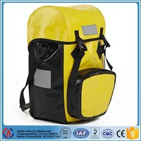 2015 Fashion new design waterproof bicycle single rear pannier bag,bicycle pannier rack bag