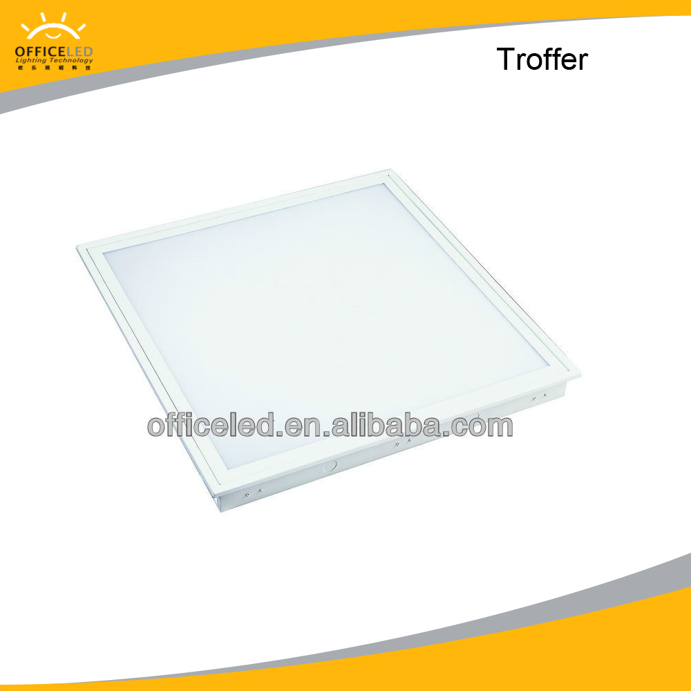 recessed T5 Troffer light fluorescent lamps IP 65 louver fitting