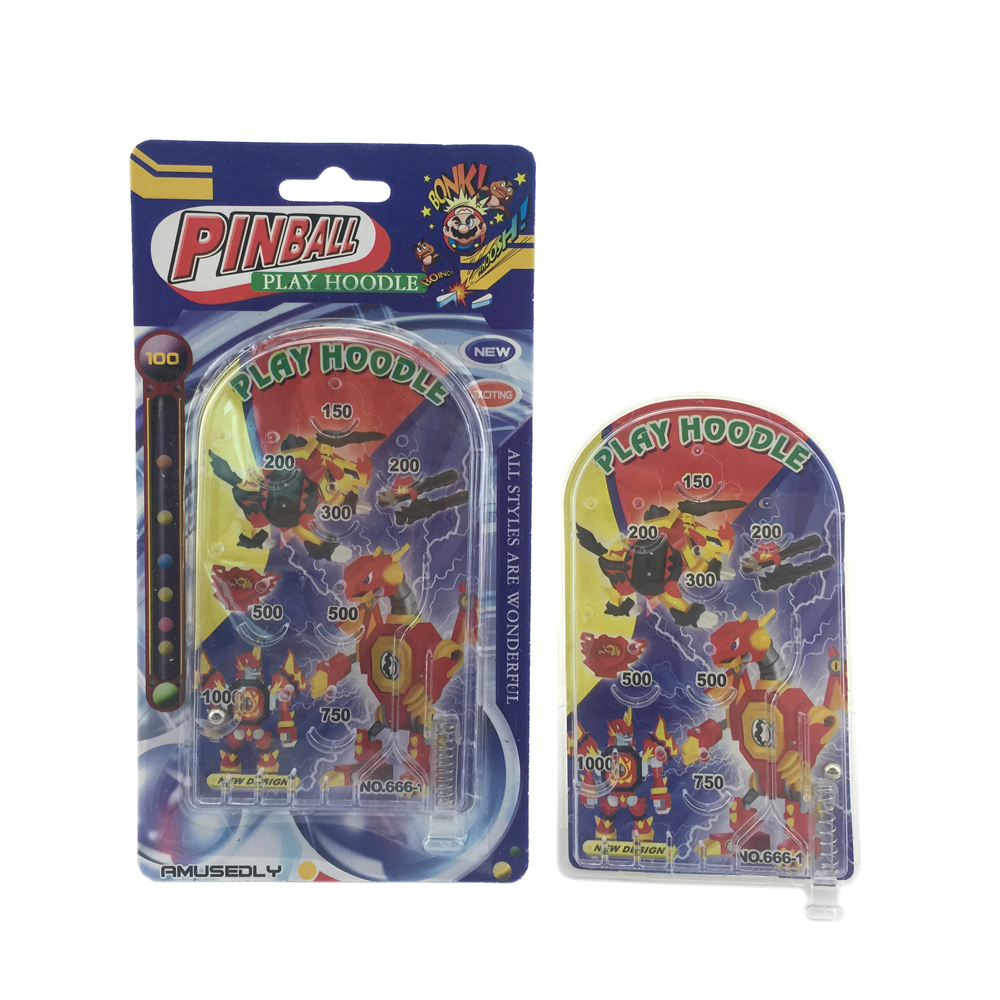 Children plastic machine mini pinball game <strong>toy</strong> for sale