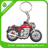 Soft PVC Keyring Simple Design Custom