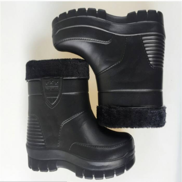 Disposable PVC Waterproof Non-slip Rain Boot Cover