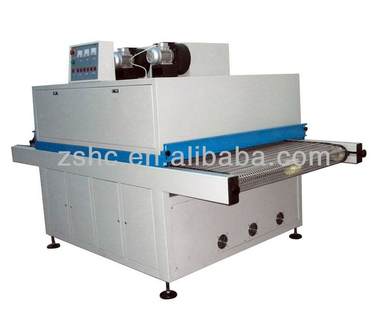 UV light drying machine/metal labels,crafts,parts,electronic components