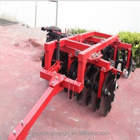 Farm machinery offset 1BZ series heavy duty disc harrow for sale