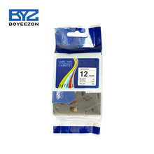 high quality brother tz tape 12mm laminated tz tape ribbon cartridge