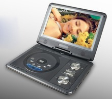 Best selling 9.8 inch portable dvd player with USB/SD card / Game function for Dubai Market