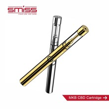 Hemp CBD cartridge concentrate THC oil tank with glass tube oil tank 510 glass for sale