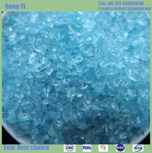 high clear glass sand for terrazzo floor