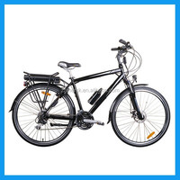 alloy frame long range road electric bicycle
