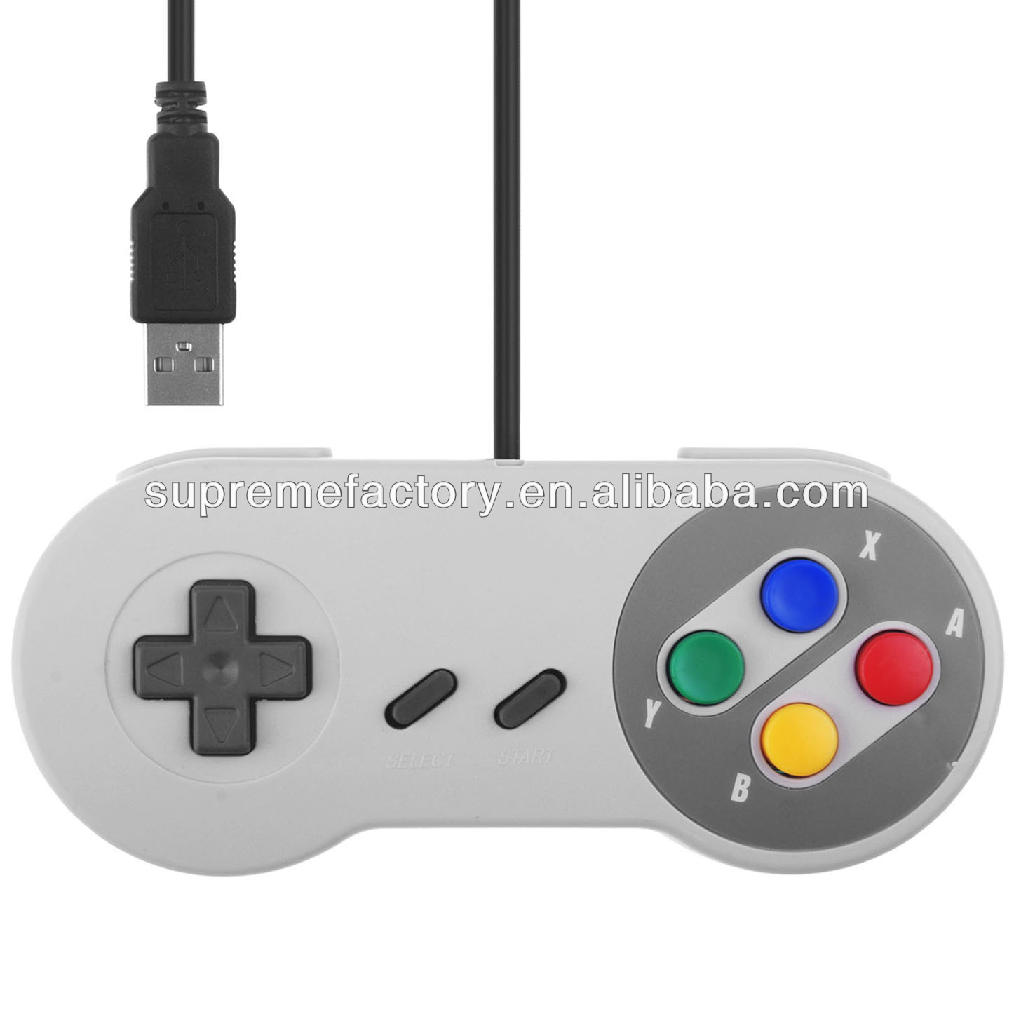 SNES game controller to PC USB for Windows