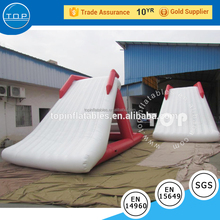 Golden Supplier inflatable games for adults slide mat water park slides China factory