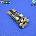 canbus led auto lamp t10 10smd 2835 chip 194 interior bulbs no error w5w automobile parts imported