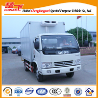 Dongfeng 15CBM refrigerator cooling van for sale,refrigerated cargo van