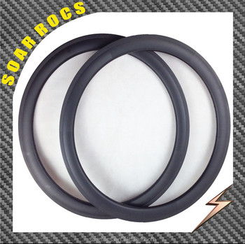 Full Carbon Rim Tubuless-Clincher 700c UD matte 50mm depth 27mm width tubeless-clincher rims