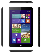 Cheap 8 inch Intel Bay Trail T-CR Z3735F z3735G quad core 1.83GHz tablet pc with IPS