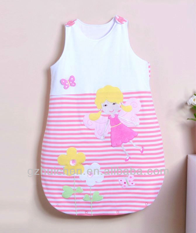 mom and bab 2013 baby clothes sleeping bag thin style