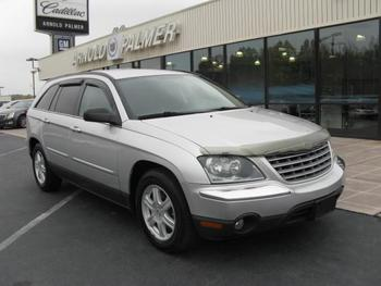 used 2004 chrysler pacifica suv export world wide buy used chrysler pacifica lincoln cadillac. Black Bedroom Furniture Sets. Home Design Ideas